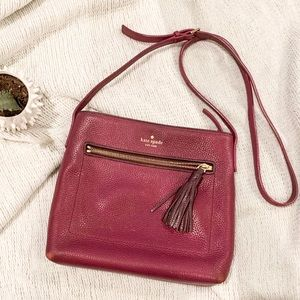 Kate Spade Crossbody with Tassle
